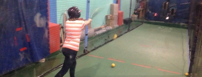 Chelsea Batting Cages is one of For the out of towners.