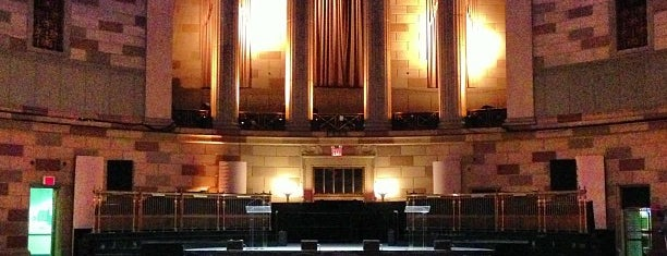 Gotham Hall is one of Locais salvos de Rob.