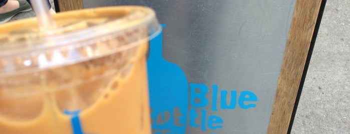 Blue Bottle Coffee is one of Best Iced Coffee in NYC.