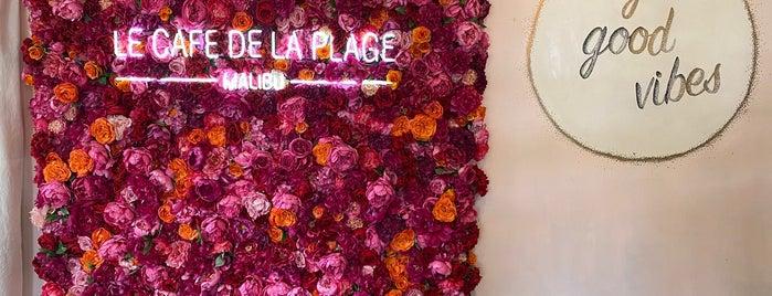 Le Cafe De La Plage is one of Malibu.