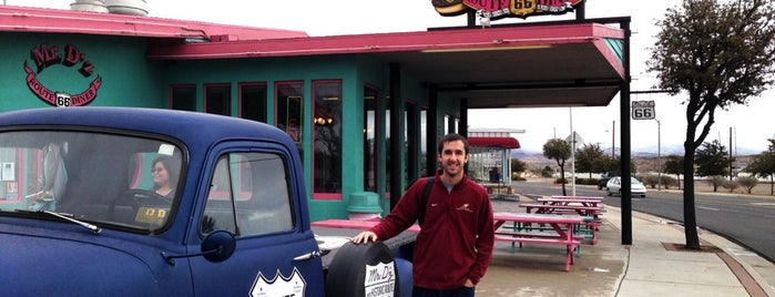 Mr. D'z Route 66 Diner is one of USA 2015.