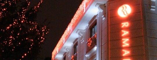 Ramada Istanbul Asia is one of IZMIR & ISTANBUL - TURKEY.