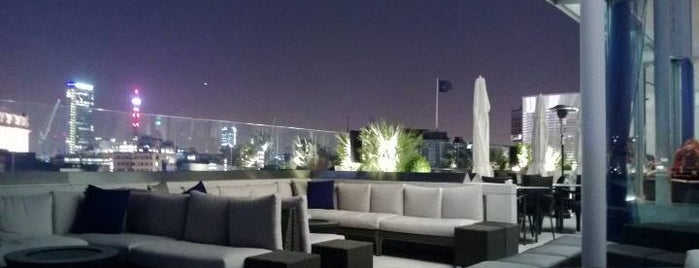 Radio is one of London Rooftop bars.