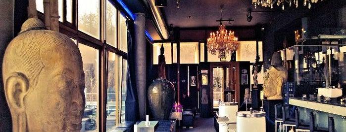 IndoChine waterfront + restaurant is one of Tim's Favorite Restaurants & Bars around The Globe.