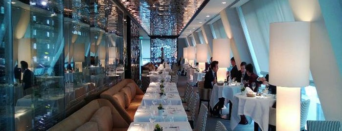 Angler Rooftop Restaurant and Terrace is one of Marcia 님이 좋아한 장소.