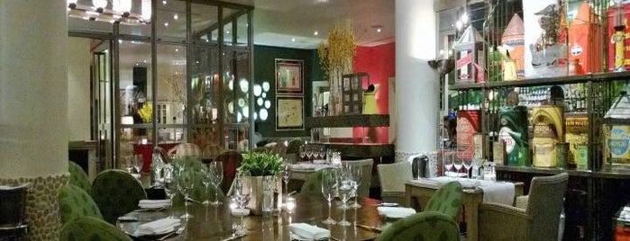 Refuel Bar & Restaurant is one of London.