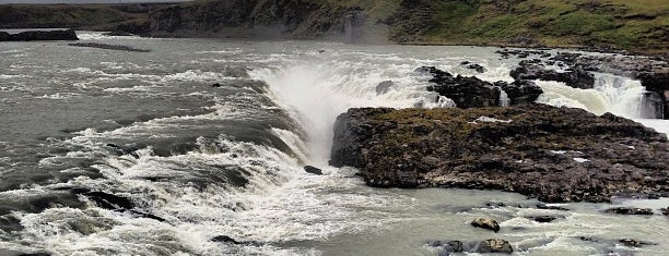 Urriðafoss is one of Rafael 님이 저장한 장소.