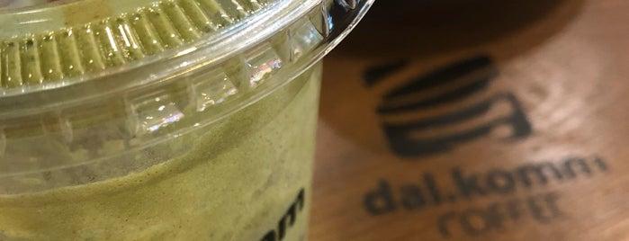 Dal.komm Coffee is one of Kopi.JS.