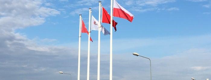 Vestel Polska Technology Center is one of สถานที่ที่ Lewando ถูกใจ.