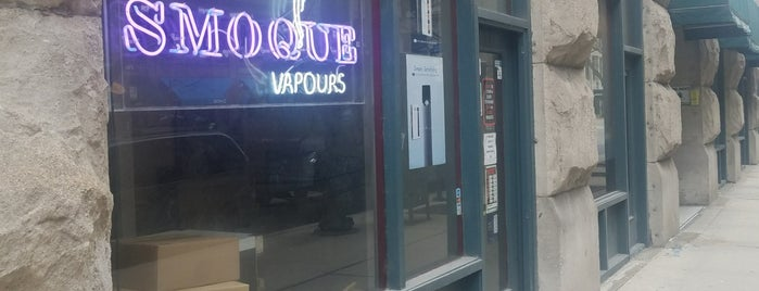 Smoque Vapours is one of Lugares favoritos de Alberto J S.