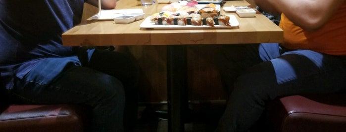 Sushi Taku is one of Asian.