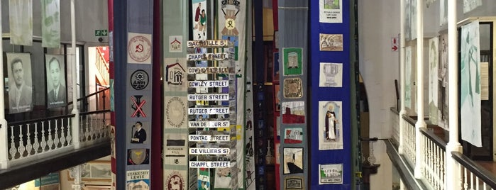 District Six Museum is one of South Africa.