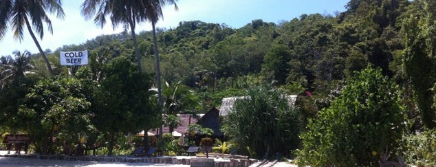 Tenta Nakara Resort is one of Orte, die Alima gefallen.