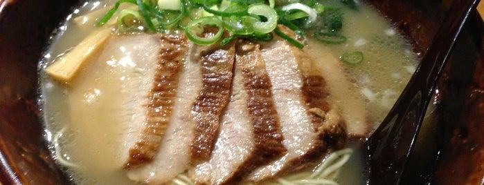 旭川らーめん だいせつ洞 is one of 拉麺マップ.