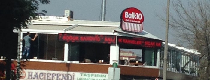 Balk10 Cafe is one of ehliyet 450 tl.