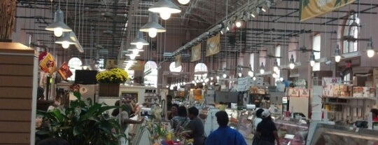 Eastern Market is one of D.C. Weekender: Sites & Stuff.
