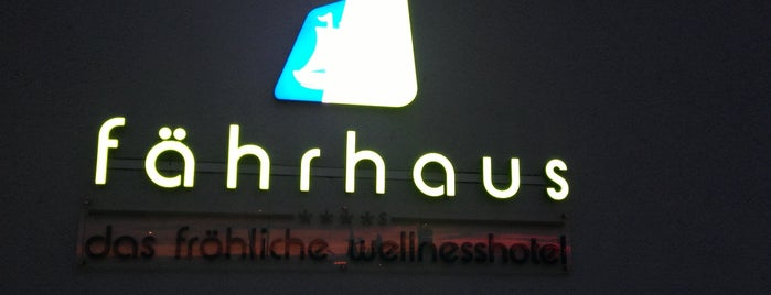 Hotel Fährhaus is one of Working places.