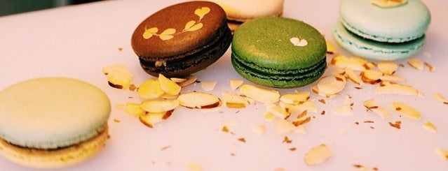 Mak Mak Macarons is one of SYD.