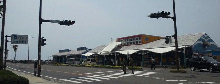 Michi no Eki Akune is one of Lugares favoritos de Shigeo.