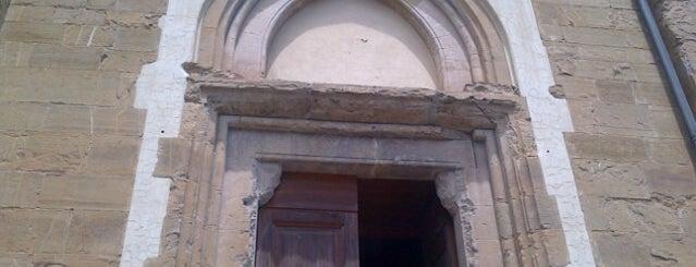 Museo Marino Marini is one of Pistoia.