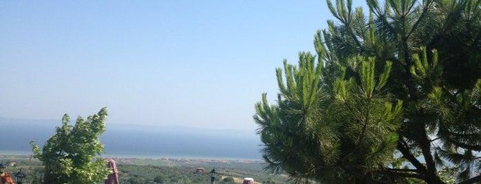 İğde bağları - ganahora is one of Gökhan'ın Beğendiği Mekanlar.