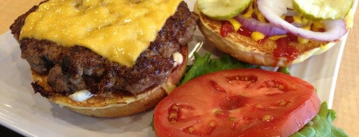 Tom & Eddie's is one of burgers!.