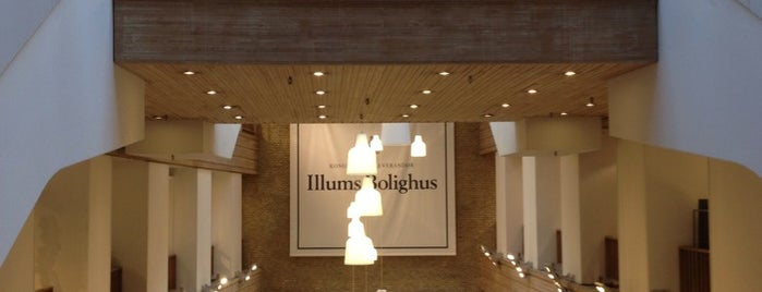 Illums Bolighus is one of København - Copenhagen - Kodaň.
