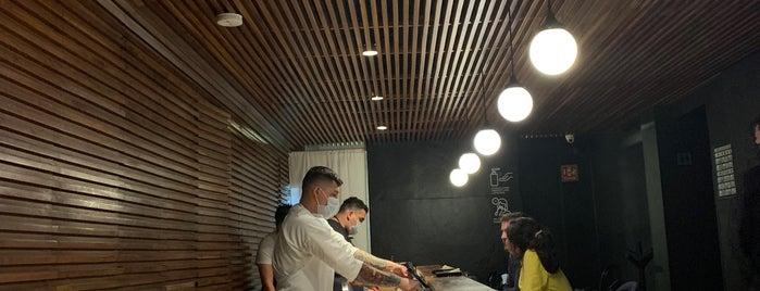 Sushi Iwashi is one of Mexico City by un chilango.