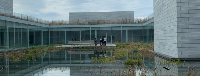 Glenstone Museum is one of Rock Star.