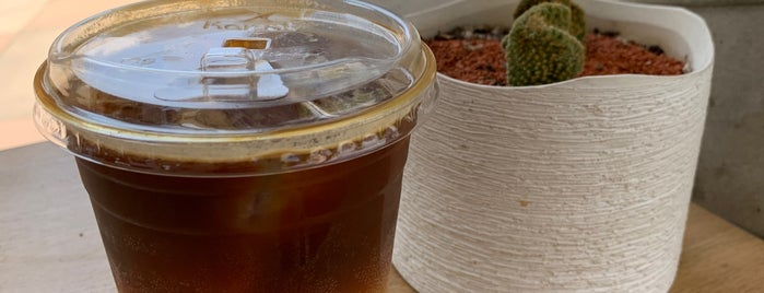 Tilt Coffee is one of Brandon // LA – Bars+Coffee.