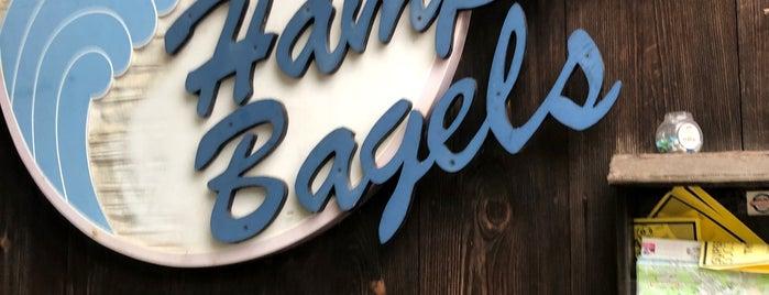 Hampton Bagels is one of Hamptons.