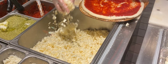 Blaze Pizza is one of Jersey Eats.