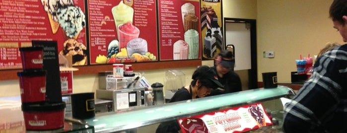 Cold Stone Creamery is one of City of Angels.