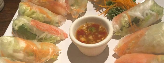 Sri Thai is one of Vegetarian.