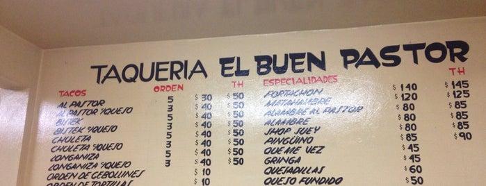 Tacos El Buen Pastor is one of Orizaba.