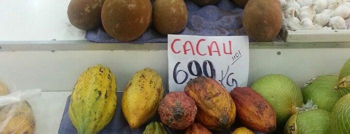 Sacolão Saúde is one of Aonde vou sempre ....