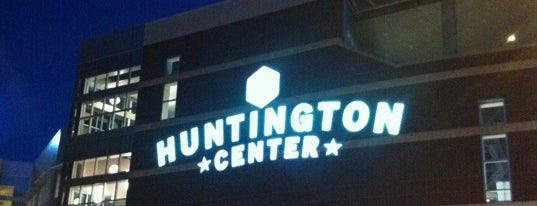Huntington Center is one of Zzz....