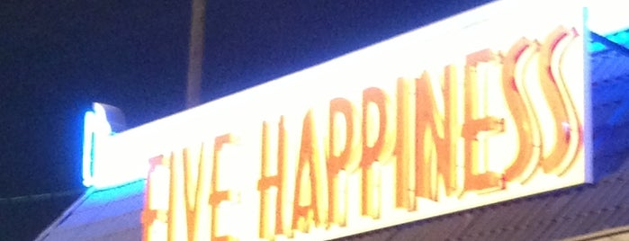 Five Happiness Restaurant is one of Lieux qui ont plu à Tony.