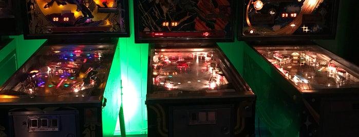 Underground Retrocade is one of Best Arcades.