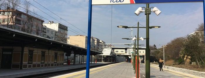 Bakırkoy tren Istasyon is one of Lugares favoritos de hande.
