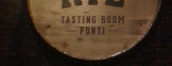 Rye Tasting Room is one of MNL.