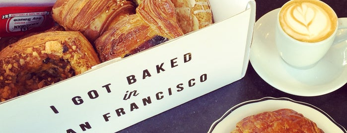 Mr. Holmes Bakehouse is one of xanventures : sf.