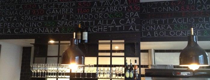 a tavola! is one of Frankfurt Restaurant.