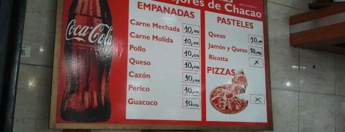 Las Mejores Empanadas de Chacao is one of Orte, die Julio César gefallen.