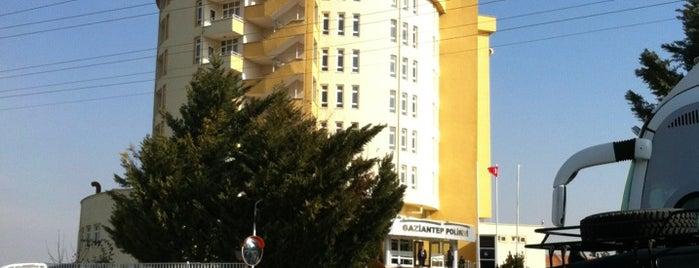 Gaziantep Polis Evi is one of Gaziantep-Ocak 2018.