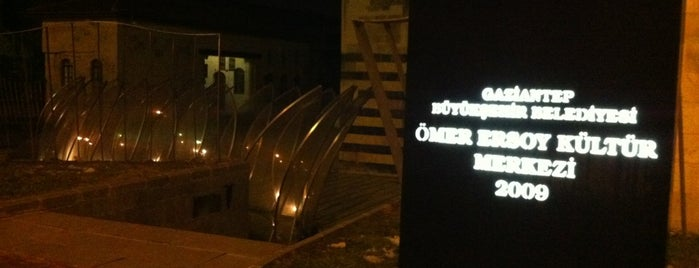 Ömer Ersoy Kültür Merkezi is one of Lugares favoritos de Seda.