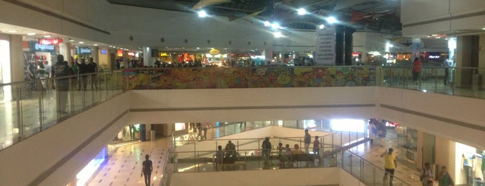 Inorbit Mall is one of Mumbai.