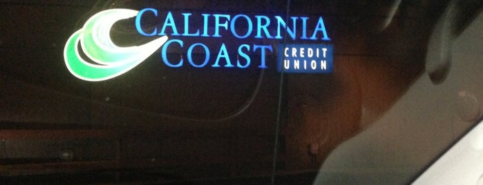 California Coast Credit Union is one of Lieux qui ont plu à Alfa.