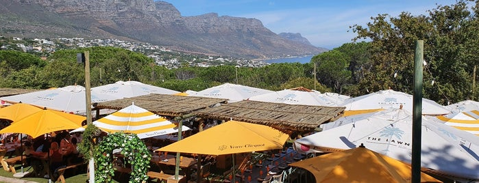 The Lawns At The Roundhouse is one of Cape Town.