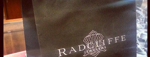 Radcliffe Jewelers is one of Megan : понравившиеся места.